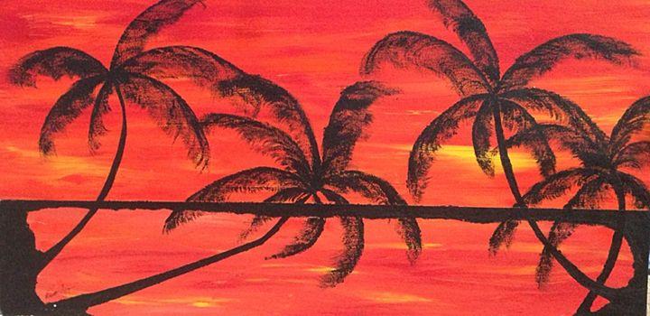 Sunset Lagoon - Kristen Jaques Jones