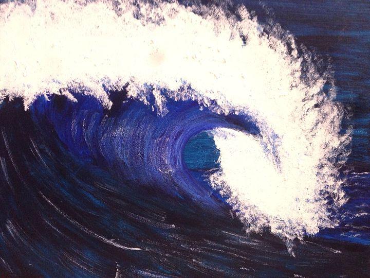 Blue Magic - Kristen Jaques Jones