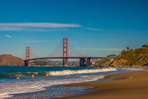 Golden Gate Bridge - San Francisco,