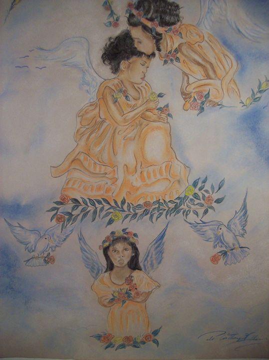 angel flower girls - paul a. williams
