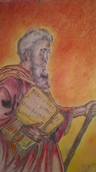 ten commandments(moses) - paul a. williams