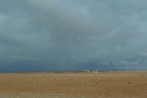 Storm brewing over the Sahara 4