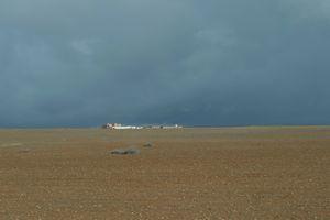 Storm brewing over the Sahara 2