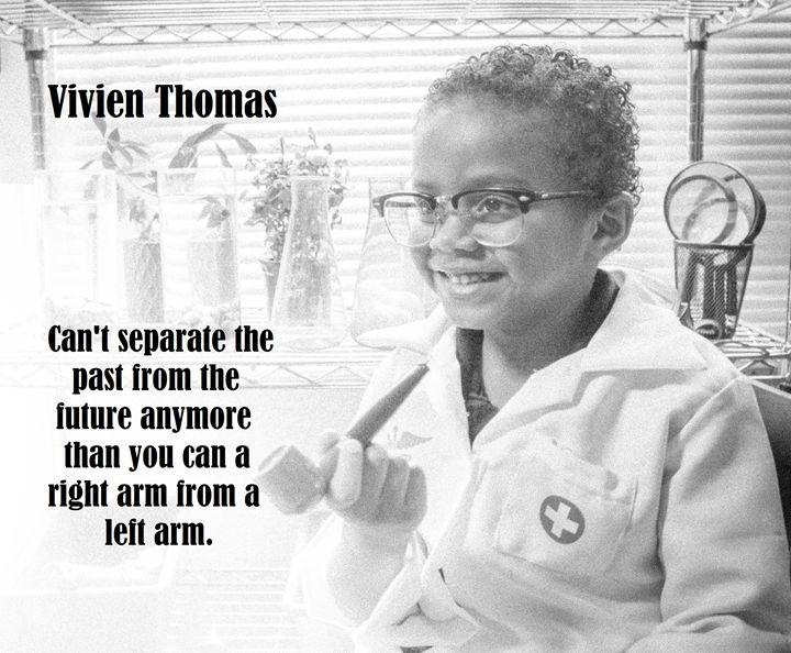 Vivien Thomas - Charisse Sims Photography