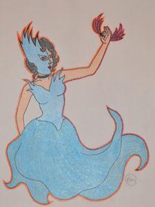 Godmother Blue