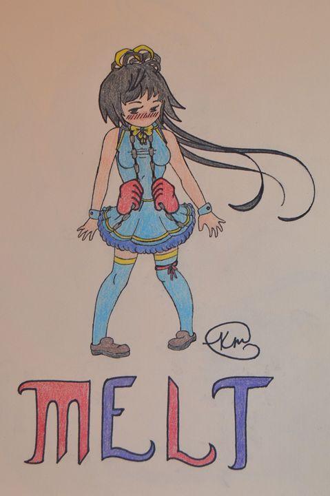 Melt - Luminous Lo Artwork