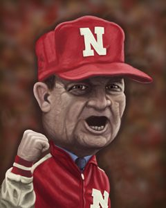Coach Bob Devaney