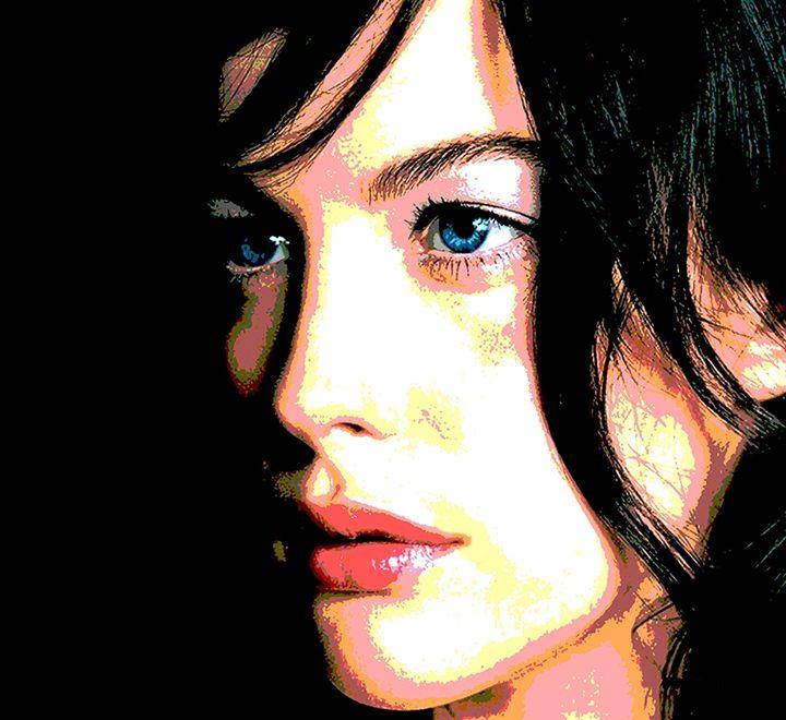 LIV BLUE EYES 2 - KATHERINA PERRY INC