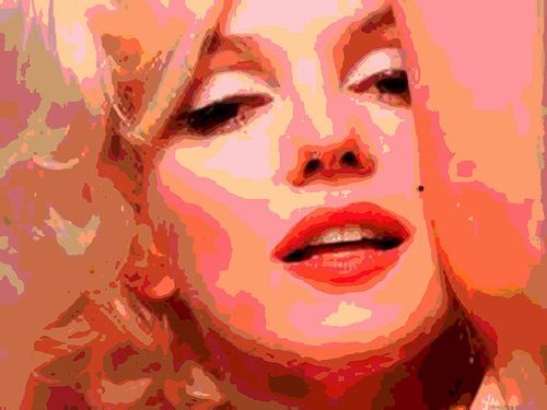 MONROE IN ORANGE - KATHERINA PERRY INC