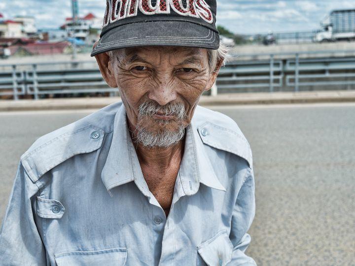 Old Man - Ian Kydd Miller