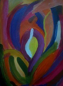 Colorful Petal