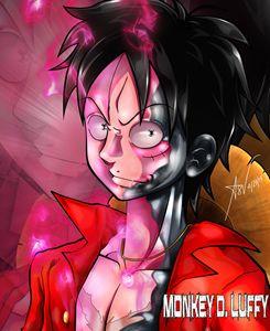 Ultimate Luffy!