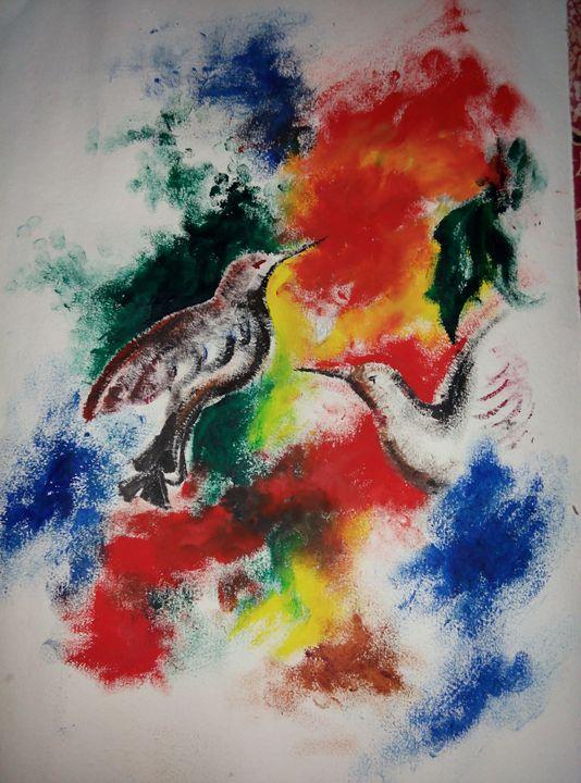 color play - mukuldeep maiti