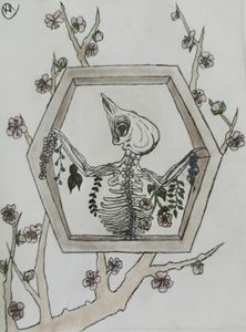 Beauty in death