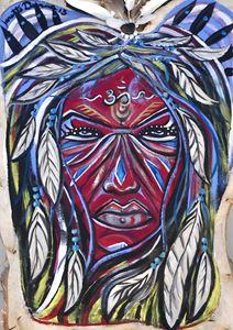 Shaman Priestess