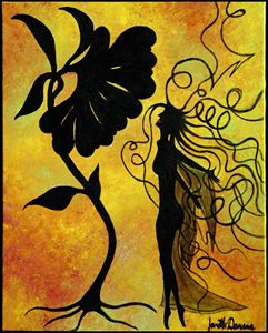 Flower Roots Faerie