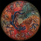 Blue Dragon Medicine Art