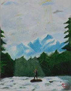 A Man and His River - James Davidson