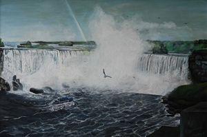 9.        Niagara Falls.
