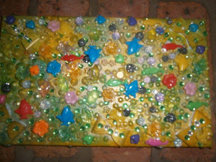 coral fishtank. - kim's gallery