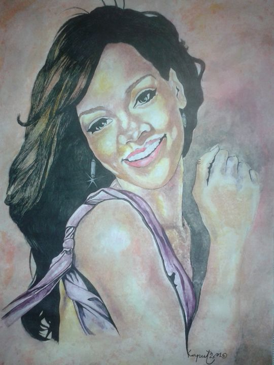 Rihanna - kaputo_artist