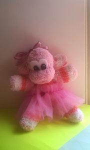 Sally the Sock Monkey