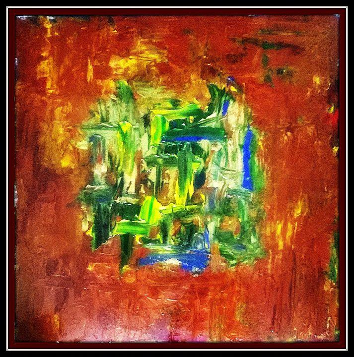 Retinine - Nathan Evans' Artwork