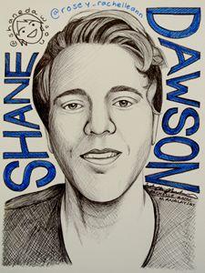 Shane Dawson Portrait/Fanart