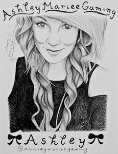 AshleyMarieeGaming Portrait
