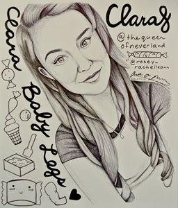 Clarababylegs Portrait