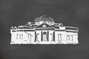 White Monticello