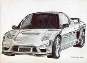 1992 Acura NSX Widebody