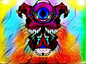 Junkie Cyclops - TianaArtistic