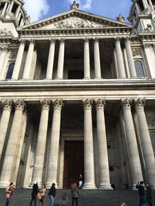 St. Pauls Cathedral (exterior)