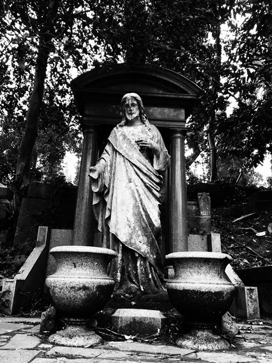 Statue - Matthew Gordon