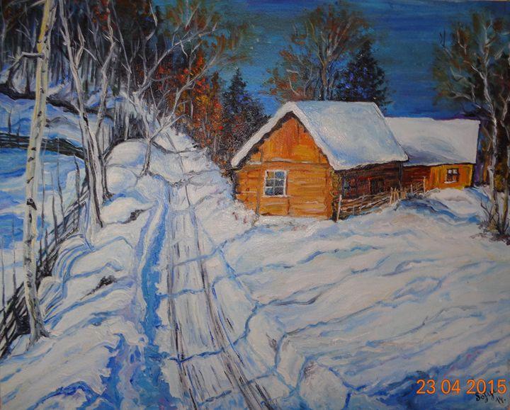 Winter Motif 1 - Sofija