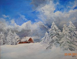 Winter Motif 2