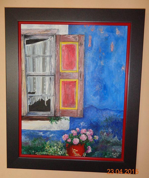 Greek Window - Sofija