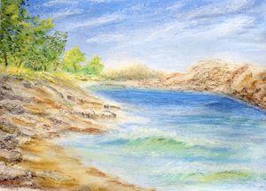 The Cove by Cynthia Sjoberg