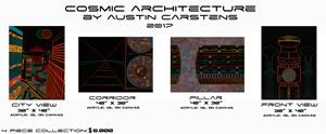 Cosmic Archtiecture Mini-Series