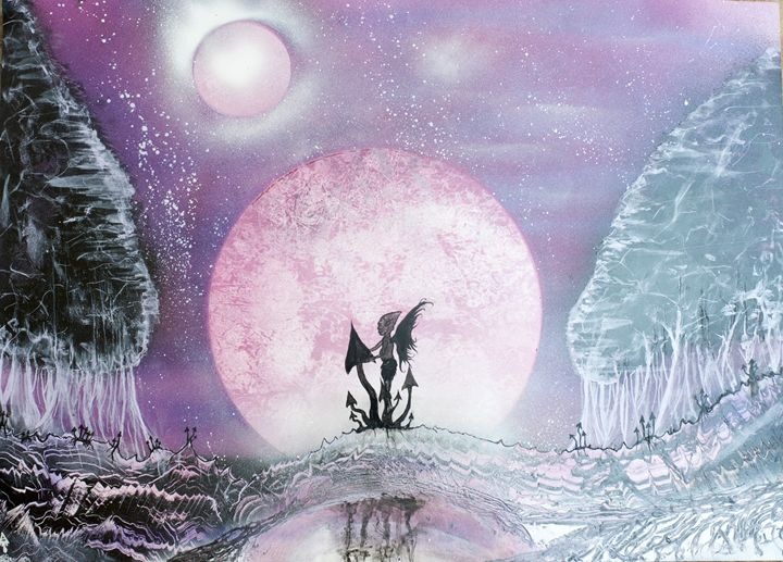 Magic forrest - Chris Stuart Black