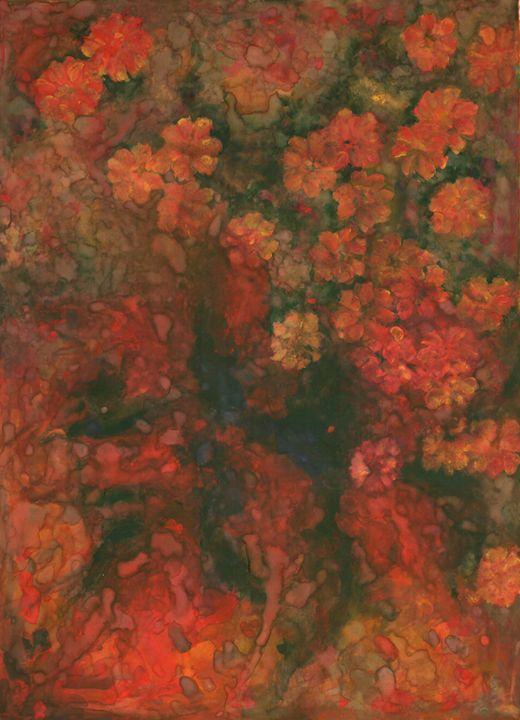 Flowers 8 - Wojtek Kowalski