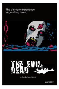 Evil Dead poster art