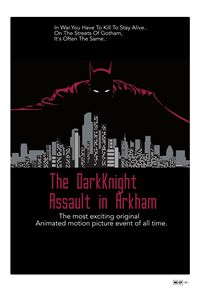 The DarkKnight Poster Art