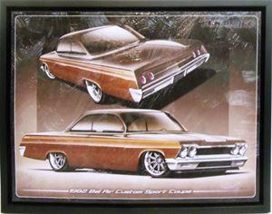 1962 Bel Air