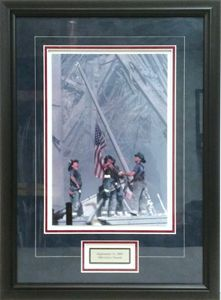 September 11 Tribute Print