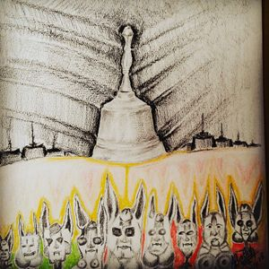 For whom the bells tall. - Adriatik Balos