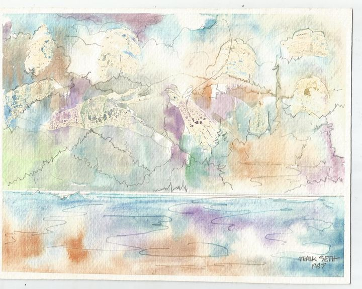 Painting 15 - Frank Seth