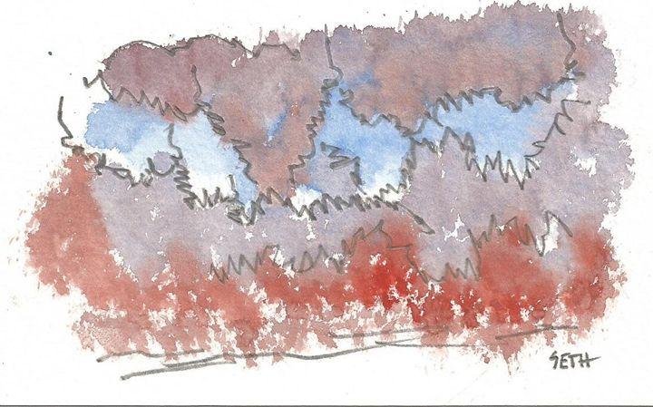 Painting 5 - Frank Seth