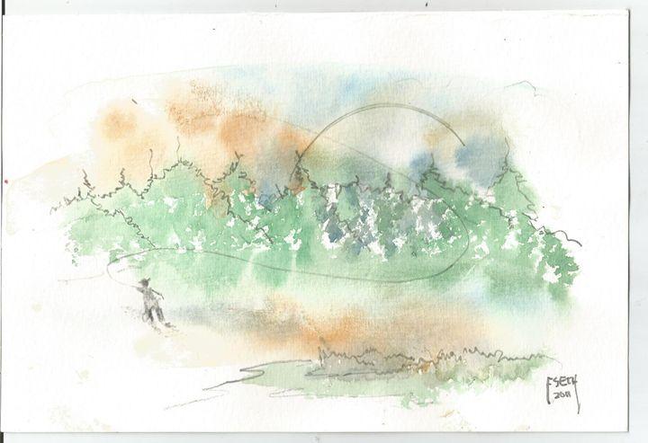 Painting 29 - Frank Seth